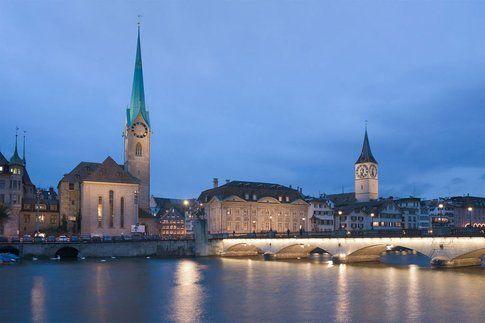 Zurigo - Foto: wikicommons