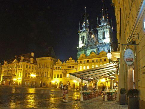 Praga - Foto: wikicommons