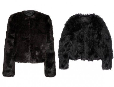 Le pellicce ecologiche di Karl Lagerfeld e Altuzzarra For Target
