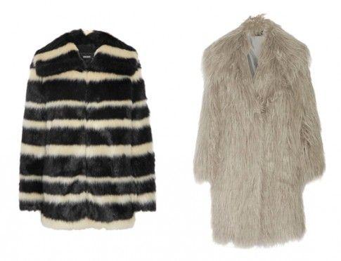 I modelli proposti da DKNY e Lanvin