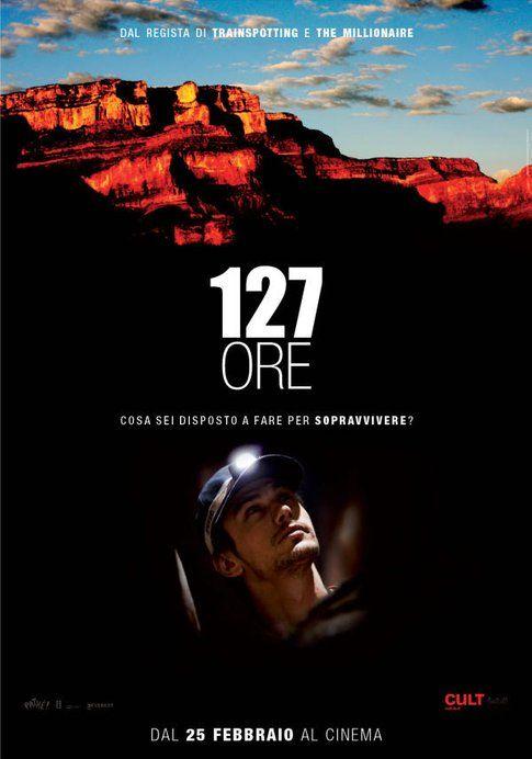 Locandina di 127 ore - foto Movieplayer.it