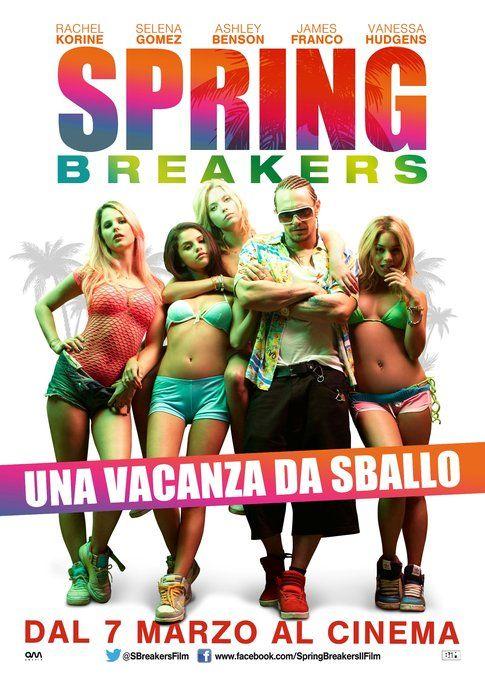 Locandina di Spring Breakers - foto Movieplayer.it