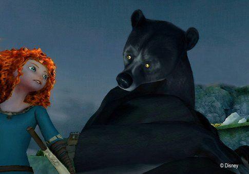 madre orso e figlia