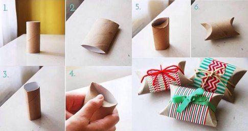 Scatola regalo con rotoli di carta igienica - Fonte www.girlscene.nl