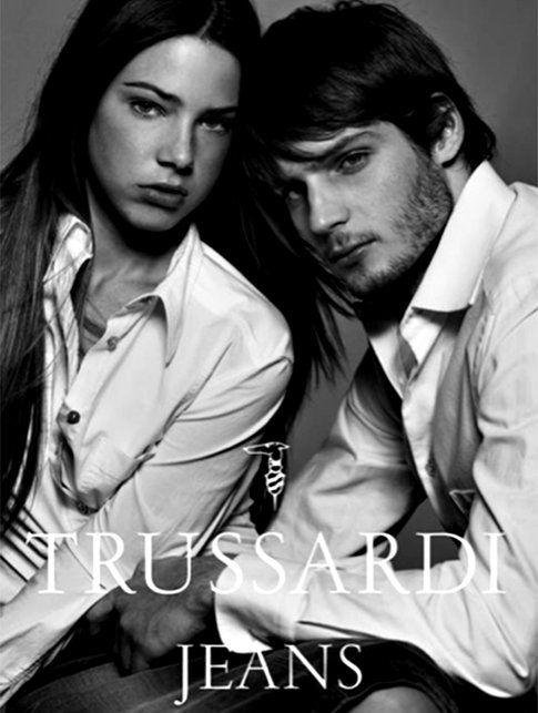Tomaso e Gaia Trussardi