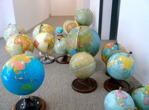 Globalisation - by Lars Plougmann