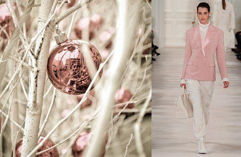 Pink/White Ralph Lauren