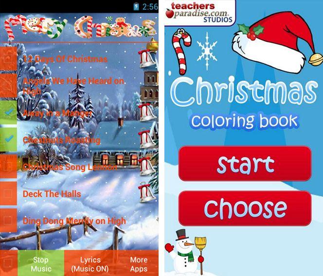 App natalizie per sopravvivere alle feste: pronti, partenza, download!