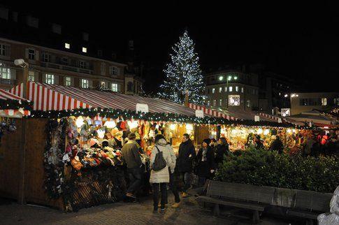 Mercatini di Natale 2014 - Bolzano