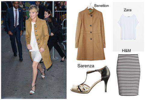 Jennifer Lawrence agli ABC Studios a New York- Foto: My Style