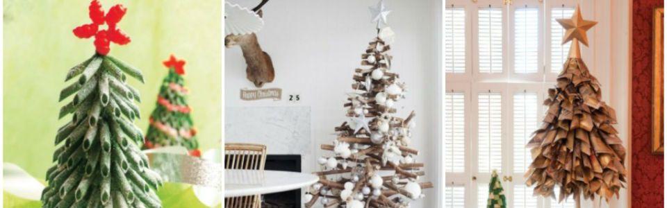 10 idee per rendere originale il tuo albero di Natale
