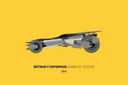 Batman v Superman: Dawn of Justice: 2016 – Military Grade