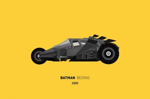 Batman Begins: 2005 – The Tumbler