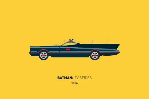 Batman TV Series: 1966 – Crime Fighting Gets Campy