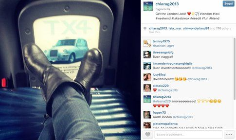 Instagram - Chiara Giordano