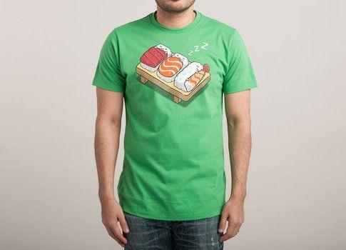 T-shirt a €12,25 (Threadless)