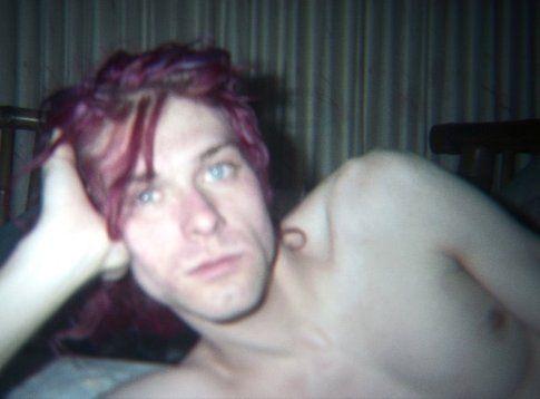 Kurt Cobain, foto inedita contenuta in Montage of Heck - via Stereogum.com