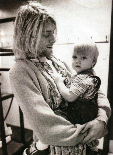 Kurt e Frances - foto Tumblr.com