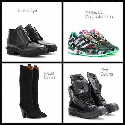 Le scarpe sono sempre poche! Ecco le idee regalo luxury per il natale