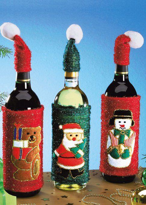 Vestiti per bottiglie, gli Introvabili di Euronova