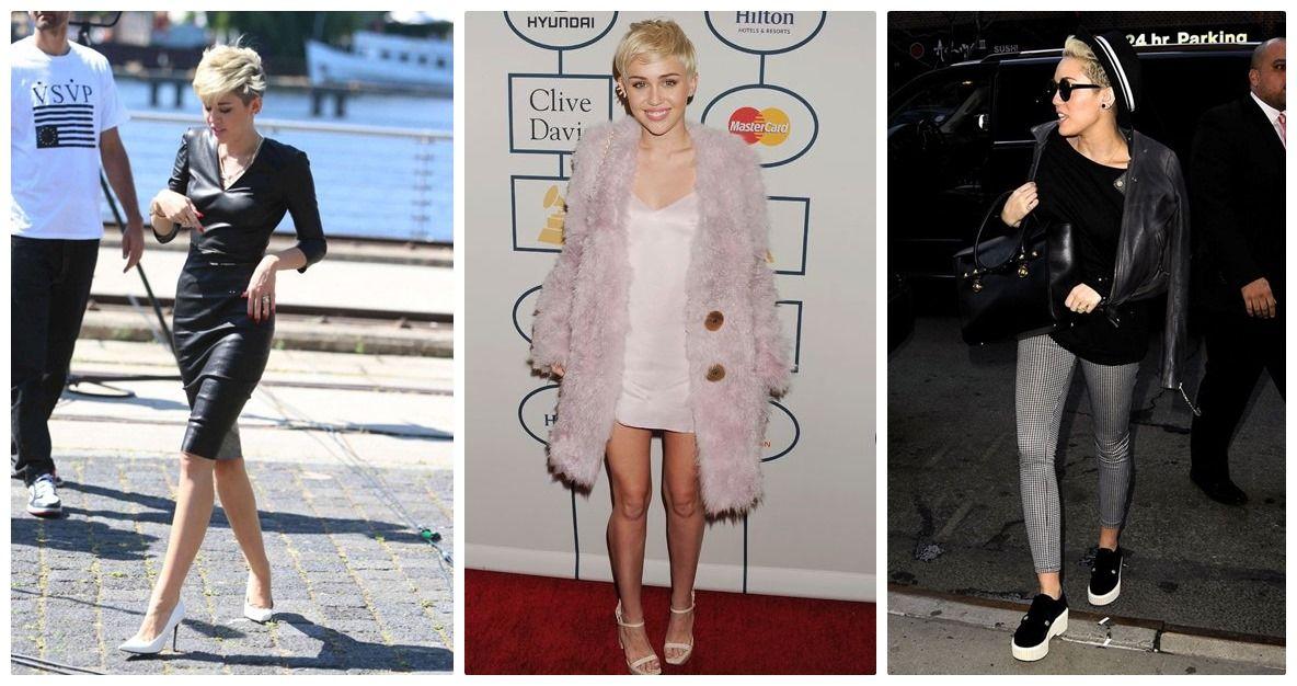 Copia il look: come ricreare lo stile della pop star Miley Cyrus