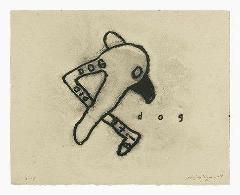 dog, 2012