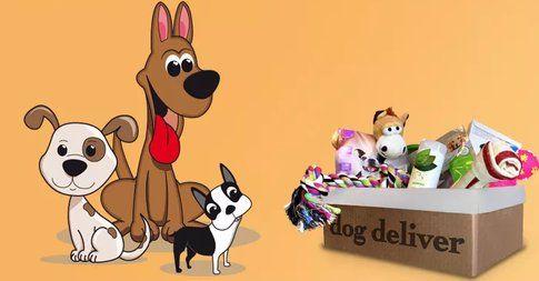 Dogdeliver.com - il regalo per l'amica animalista