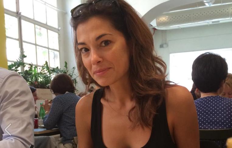 Giorgia Surina parla della separazione da Vaporidis per la prima volta