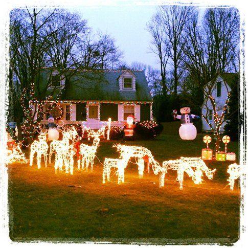 Decorazioni natalizie - Foto: chevymattoz su Iconsquare