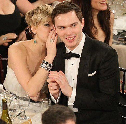 Jennifer e Nicholas - Foto: Hellomagazine