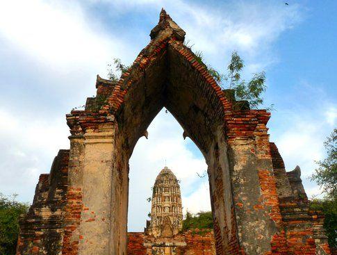 Ayutthaya - foto di Elisa Chisana Hoshi