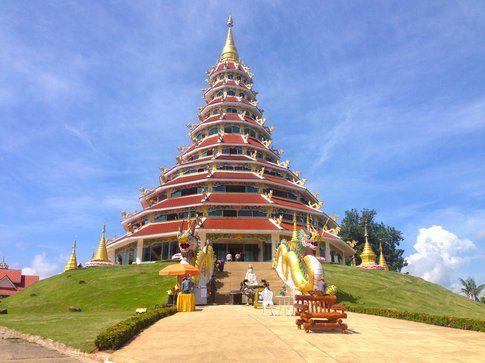 Nei dintorni di Chiang Rai, le meraviglie del nord - foto di Elisa Chisana Hoshi