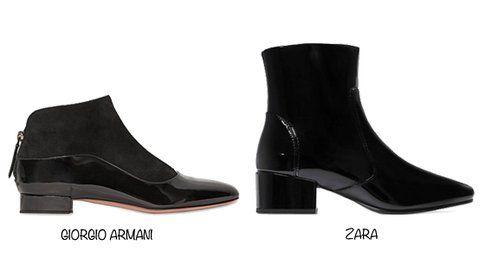 Nella lista delle scarpe di vernice da indossare quest inverno non possono  di certo mancare stivali e stivaletti. Preziosissimi gli stivali alti di  Saint ... a106aec1a27