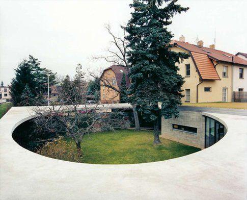EggO House. Praga. Progetto: A69 Architects