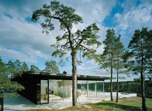 Villa Överby. Stoccolma. Progetto: John Robert Nilsson Arkitektkontor
