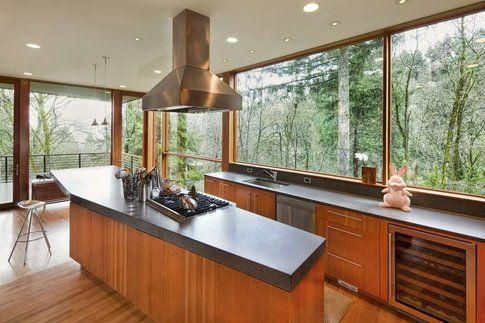 Hoke House. Portland, Oregon. Progetto: Skylab Architecture