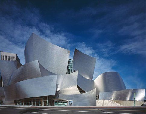 Disney Opera House. Los Angeles. Progetto: Frank Gehry