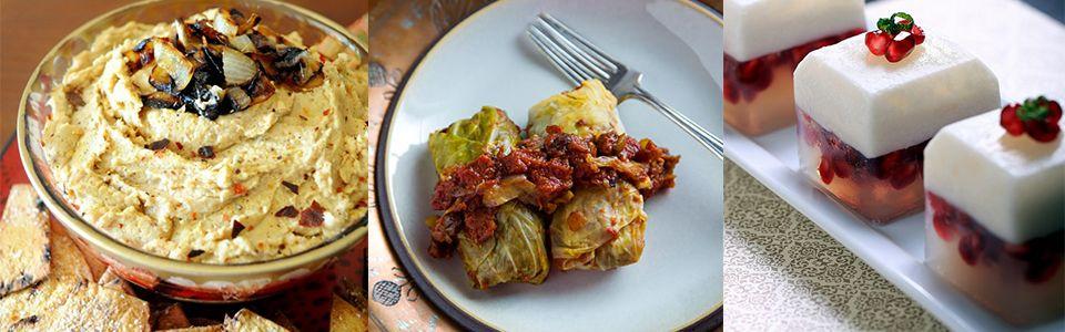 Menù vegano per Natale: 3 ricette dall'antipasto al dolce