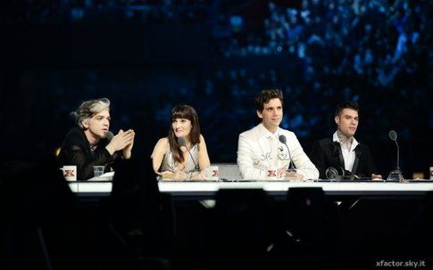 I giudici di X Factor 2014