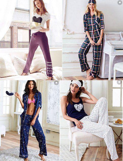 Proposte Notte e Cozy di Victoria Secret: non solo sexy lingerie!