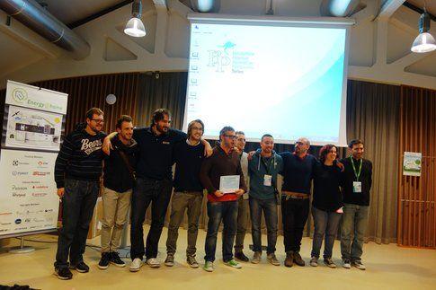 I vincitori di Smart Home Hackathon (fonte: quotidianopiemontese.i)