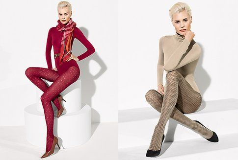Collant Wolford Natale 2014
