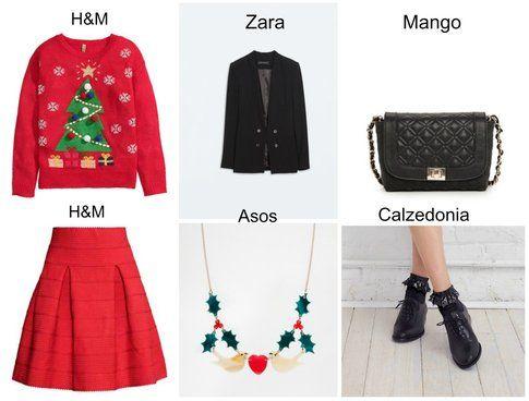 Outfit tradizionale per Natale