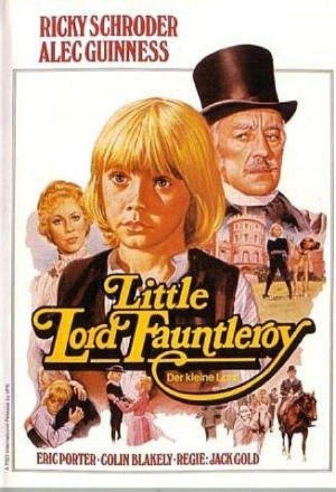 Locandina de Il piccolo Lord - foto da movieplayer.it
