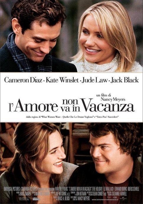 Locandina de L'amore non va in vacanza - foto da movieplayer.it