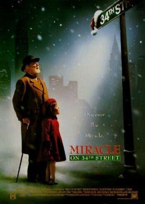 Locandina di Miracolo nella 34ª strada - foto da movieplayer.it