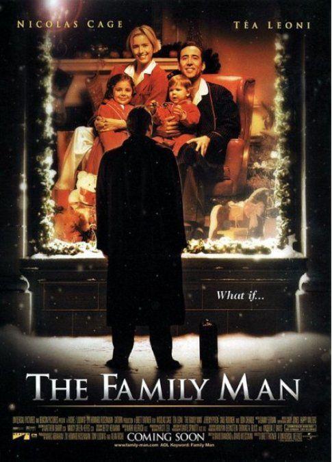 Locandina di The family man - foto da movieplayer.it