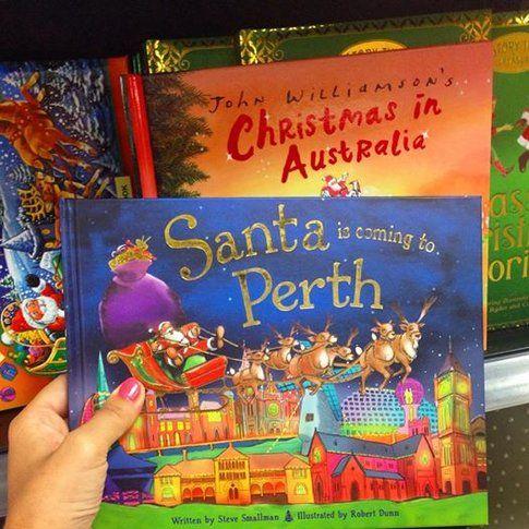 Santa is coming to Perth - foto di Elisa Chisana Hoshi