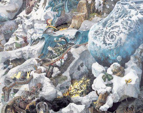 Manabu Ikeda, Foretoken, dettaglio (2008)