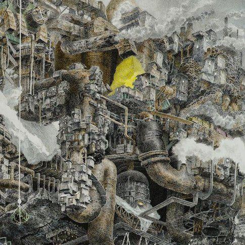 Manabu Ikeda, Meltdown, dettaglio (2013)